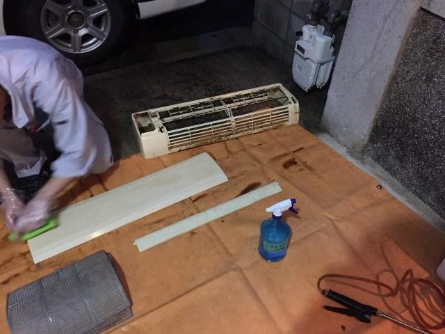 エアコンクリーニング 京都市