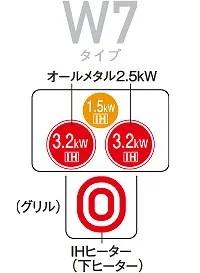 パナソニック KZ-W7シリーズの機能