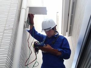 太陽光発電の点検 IIVカーブ測定