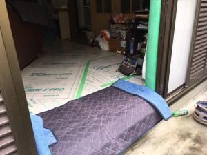 エコキュート取替え工事