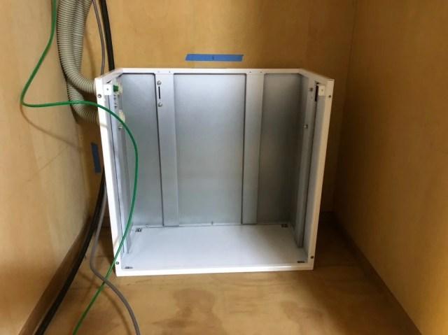 室内用蓄電池の中身