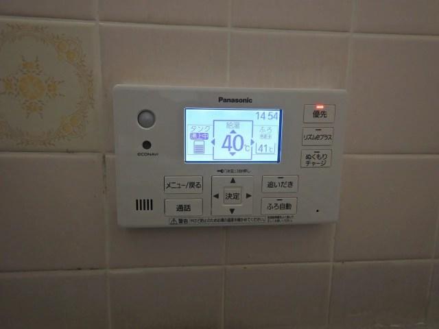 パナソニック 浴室リモコン