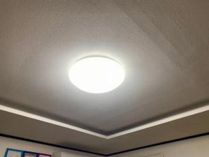 LED照明器具取替工事
