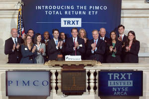Pimco Total Return ETF goes live