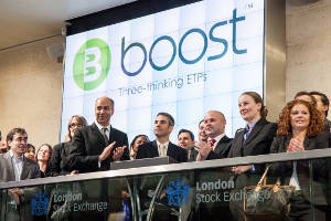 Boost begins roll-out of triple-leveraged ETPs on London Stock Exchange