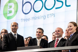 Assets under management surge at Boost ETP