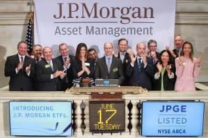 JP Morgan unveils smart beta ETF on NYSE Arca