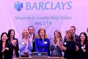 Barclays unveils 'Women in Leadership' ETN on NYSE Arca