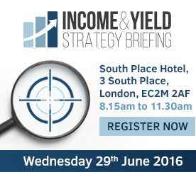 Income & Yield Strategy Briefing