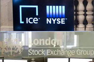 ICE considers bid for LSE; deal would create transatlantic ETF exchange giant