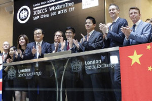 WisdomTree and ICBC Credit Suisse launch China equities ETF on LSE