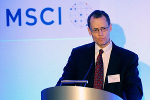 Andy Sparks, head of fixed income research strategies, MSCI