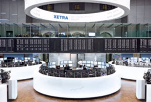 BlackRock has cross-listed three of its iShares ETFs on Xetra