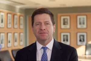 Jay Clayton, chairman of the SEC.