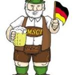 Korrekció előtt a MSCI Németország -EWG ETF