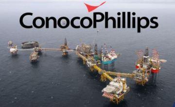 ConocoPhillips az olaj kitermelő