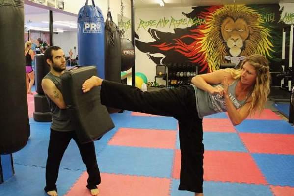 FREE Weekly Women's Self Defense Classes - Escobar ...