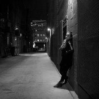 A Sidewalk Confession