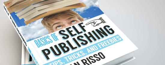 Parts of a Book Self Publishing Basics