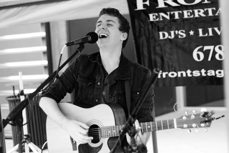 Ethan Harrison Smith singer/songwriter
