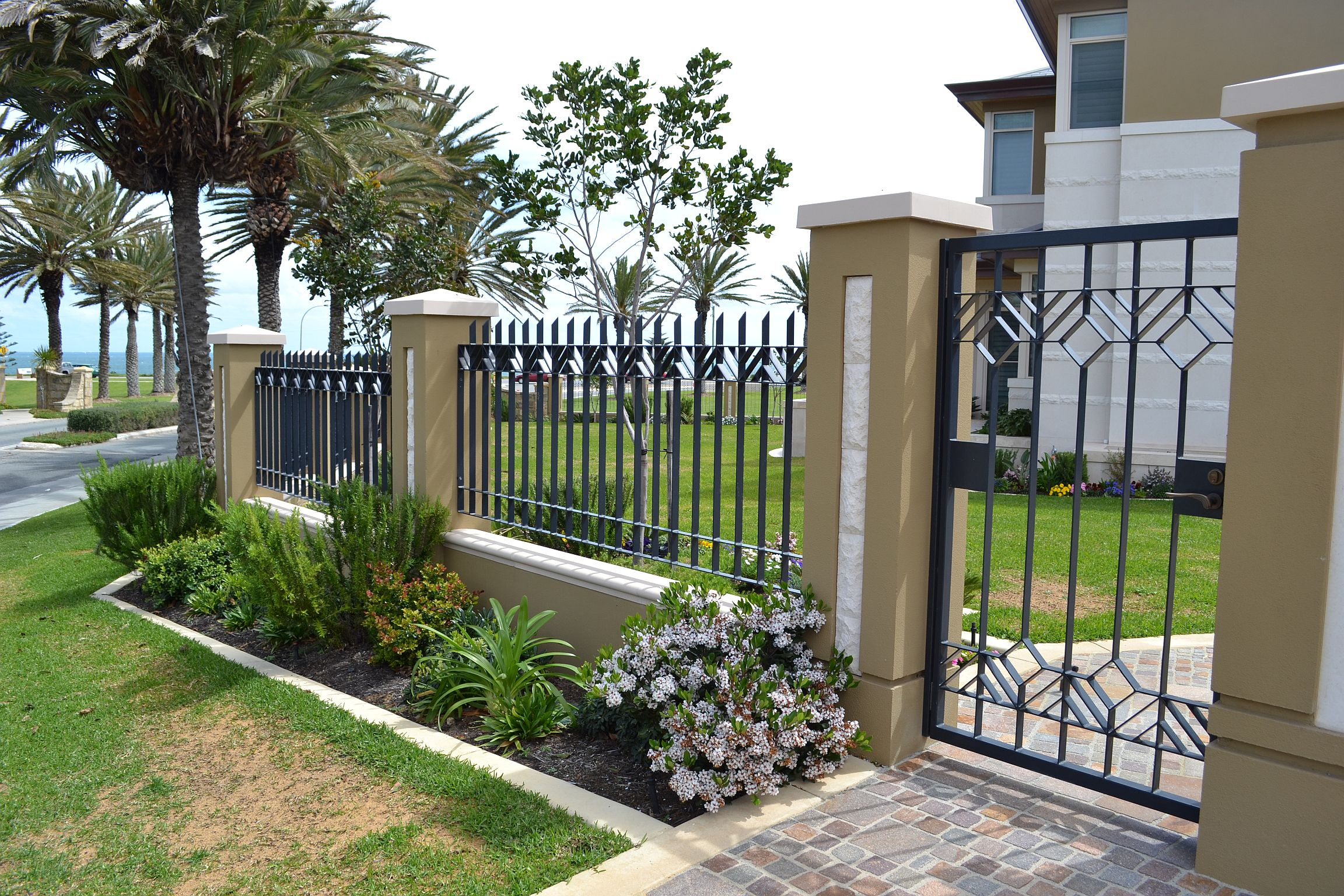 Iron Gates And Fences Designs • Fence Ideas Site on Iron Get Design  id=98170