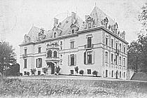 Le château de Laclaireau