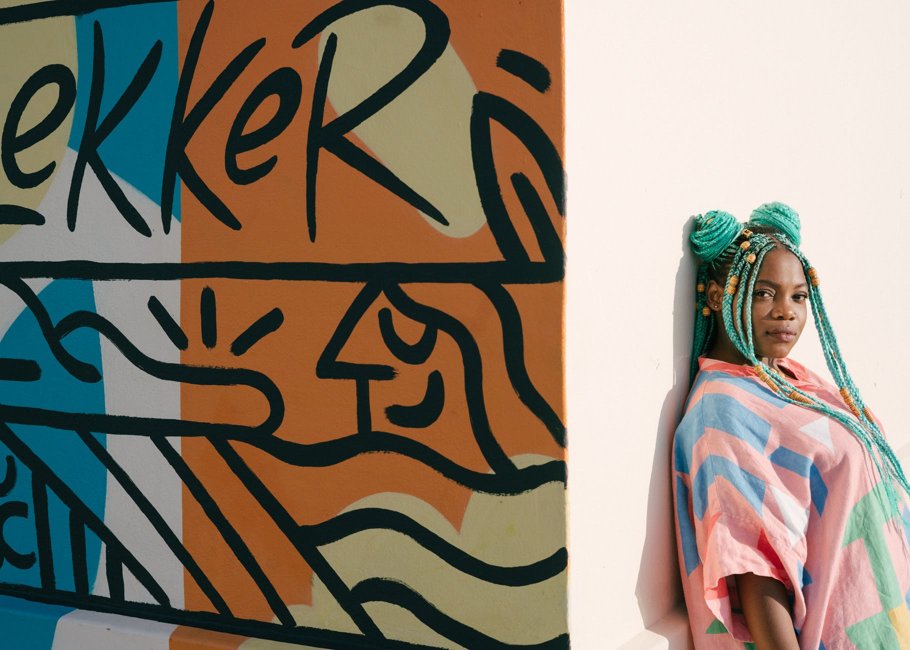 African legends in African Contemporary Art