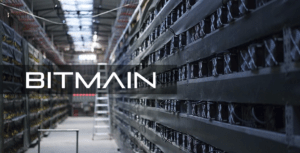 Bitmain produces most of the mining equipment available on the market