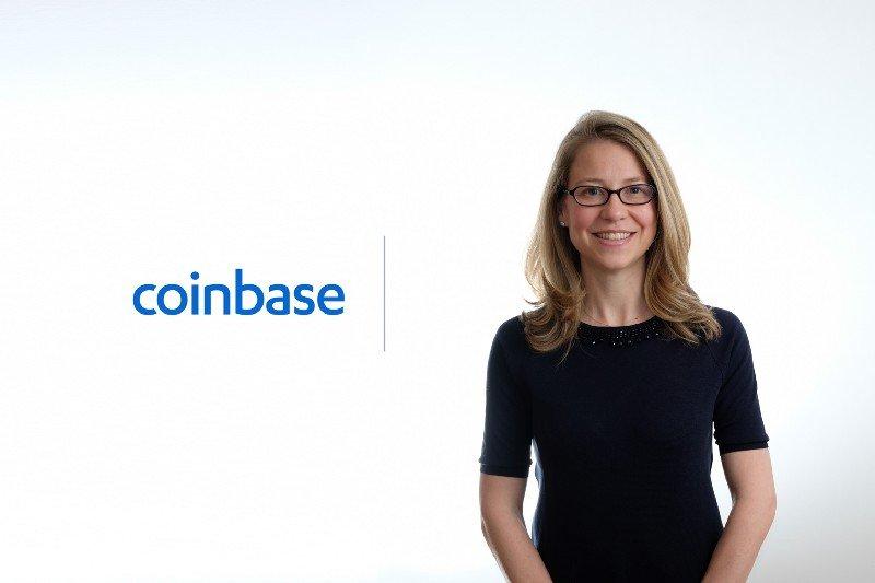 Alesia Haas: New CFO of Coinbase