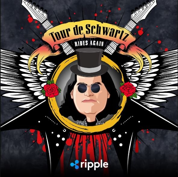 Ripple's (XRP) David Schwartz, Currently Touring Europe On An XRP 'Crusade' 1
