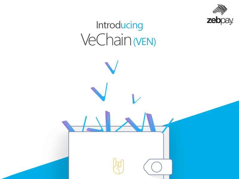 VeChain (VEN) Foundation Unveils New Whitepaper, Development Plan and Listing On Zebpay 1