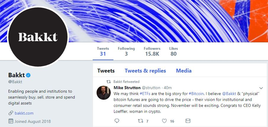 Bakkt Continues to Gather Global Support Ahead of a Busy Launch 1