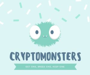 Cryptomonsters: The first crypto-game running on the Litecoin Blockchain 1