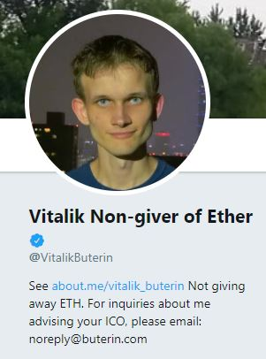 """A Look Into The Mind Of An """"ETH Giveaway"""" Twitter Scammer 1"""