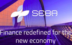 "Swiss Firm ""SEBA Group"" Logo"