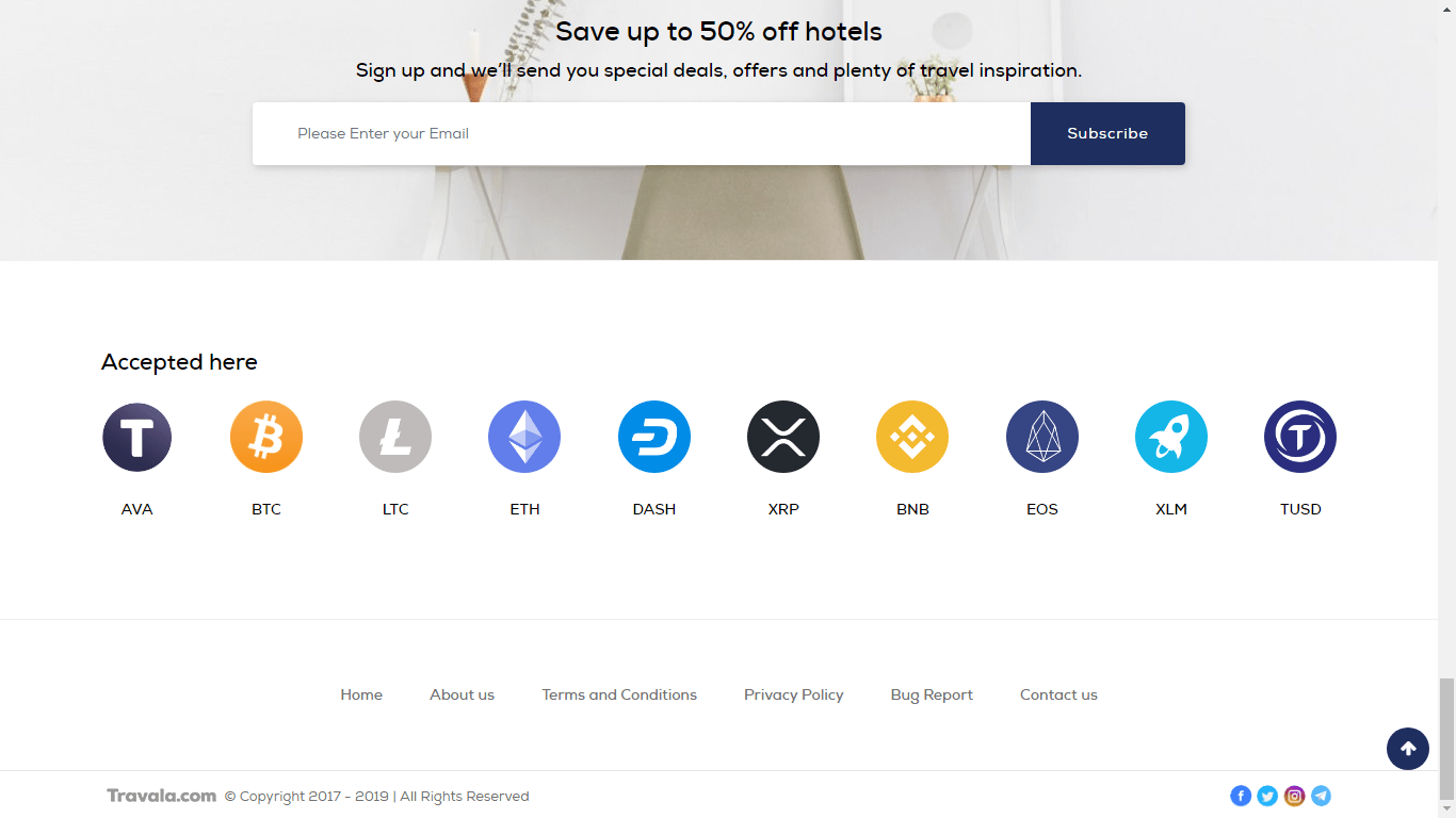 """XRP Now Accepted by Hotel Booking Platform """"Travala.com"""" 1"""