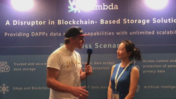 Security and Reliability are the Hallmarks of a Robust Blockchain Storage System, Says Lambda Co-founder Lucy Wang 1