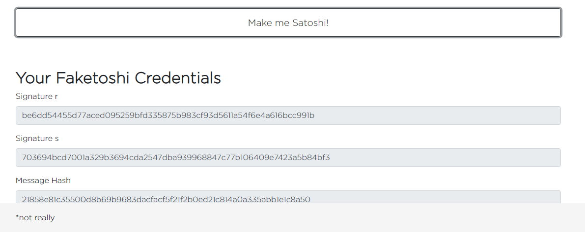"""Startup Creates an App that Lets You """"Prove"""" You Are Satoshi Nakamoto: Sign the BTC Genesis Block... Just As Craig Wright Did 2"""