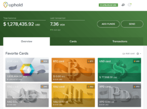 XRP, BAT and Dash are The Favorite Cryptos Among Uphold Users 2