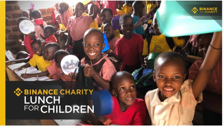 Binance Adds 10 New Ugandan Schools to Its 'Lunch for Children' Program 1