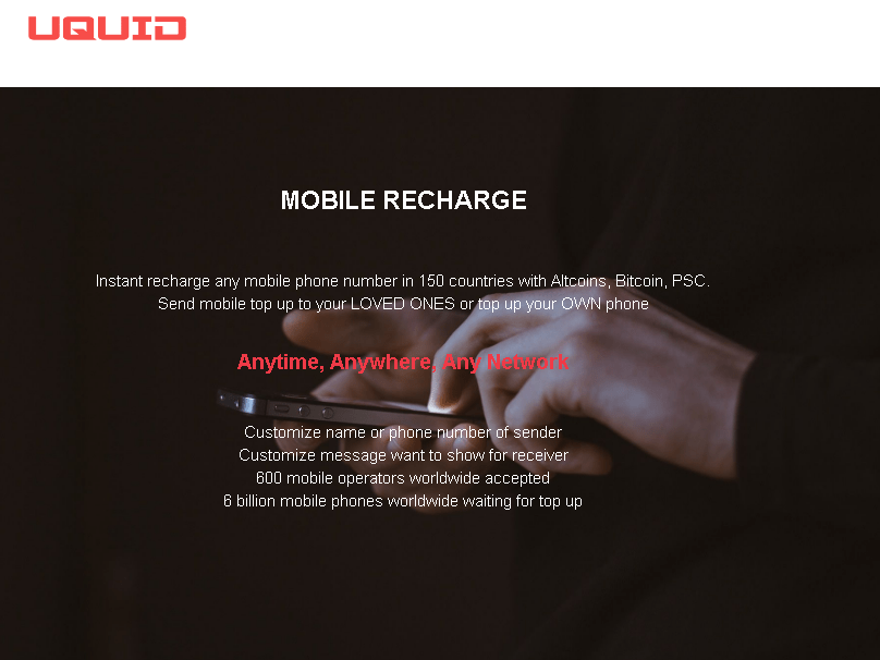 XRP Users Can Now Top-Up Their Phones Thanks to Ripple and Uquid 1