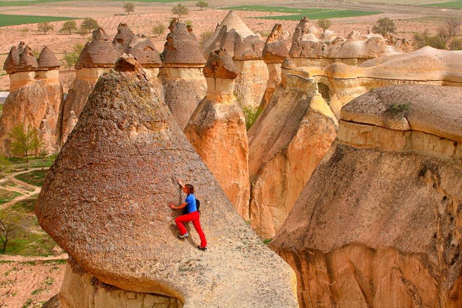 Resultado de imagen de FERTILES VALLES EN TURQUIA
