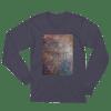 etheric life rainbow galaxy long sleeve tshirt asphalt
