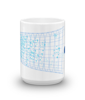 etheric life expanding universe mug center
