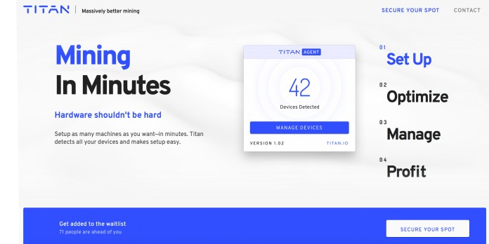 Bloq Labs Reveals Software Suite That Aims to Increase Hash Power by Double Digits