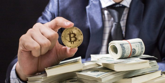 Bitcoin is a hedge against the Fed's dollar printing
