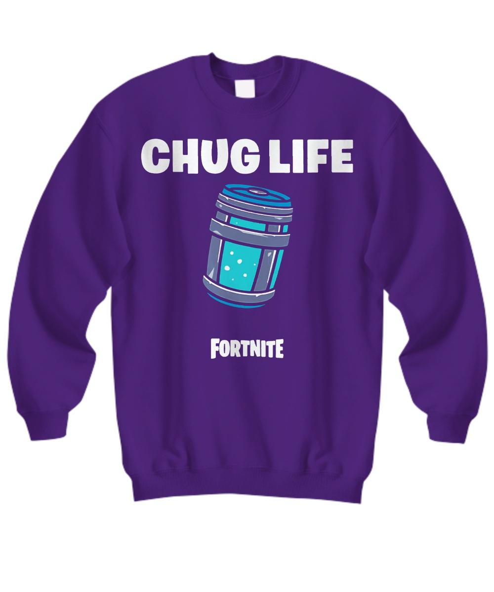 Fortnite Chug Life sweatshirt