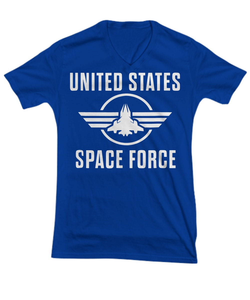 United States space force V-neck