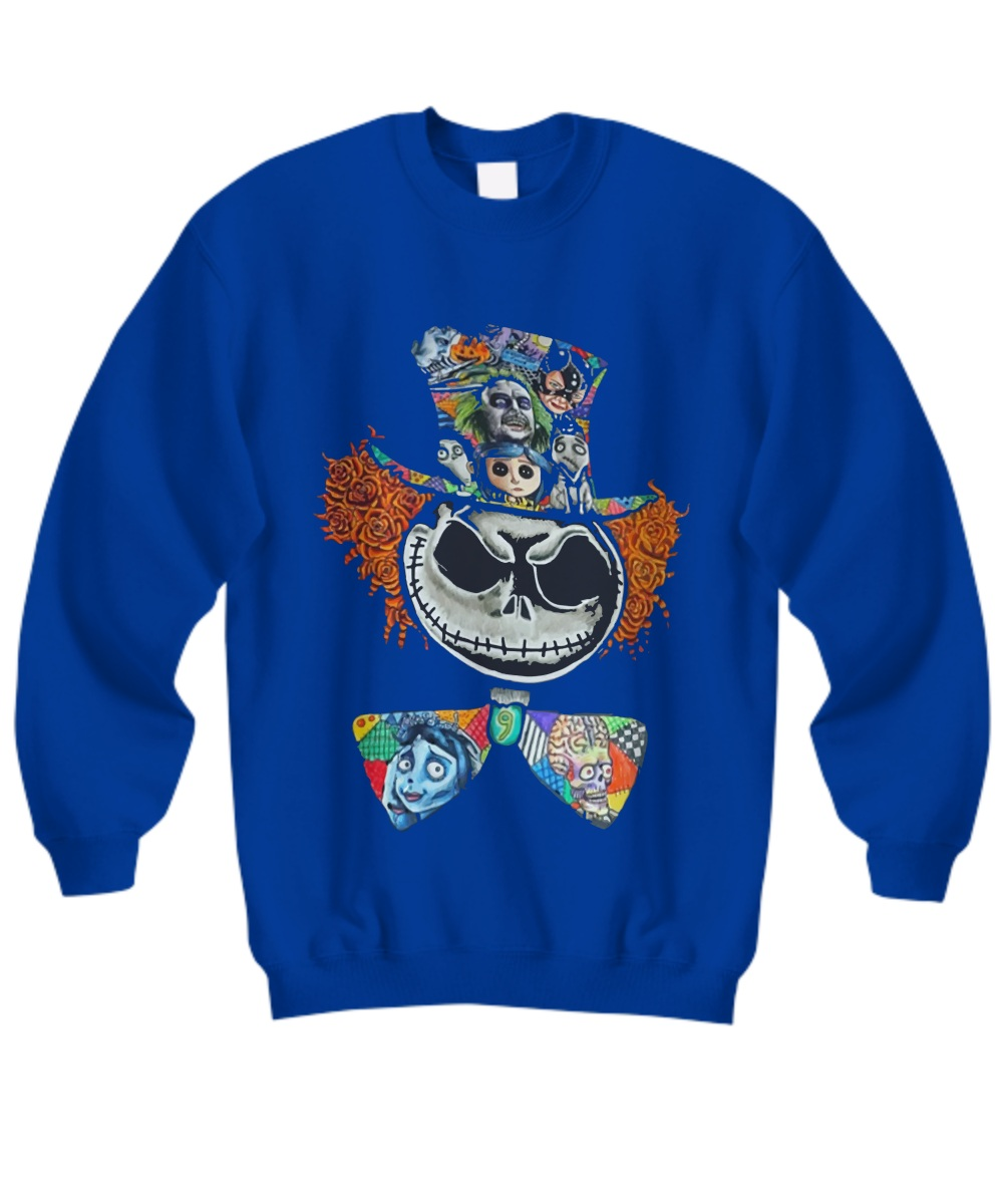 Jack the killer cartoon clown Sweatshirt