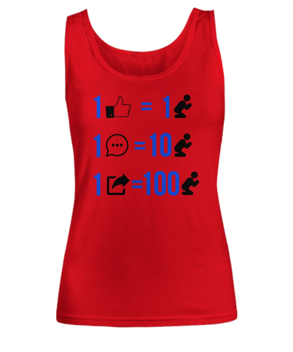 Likes and prayers Tank Top